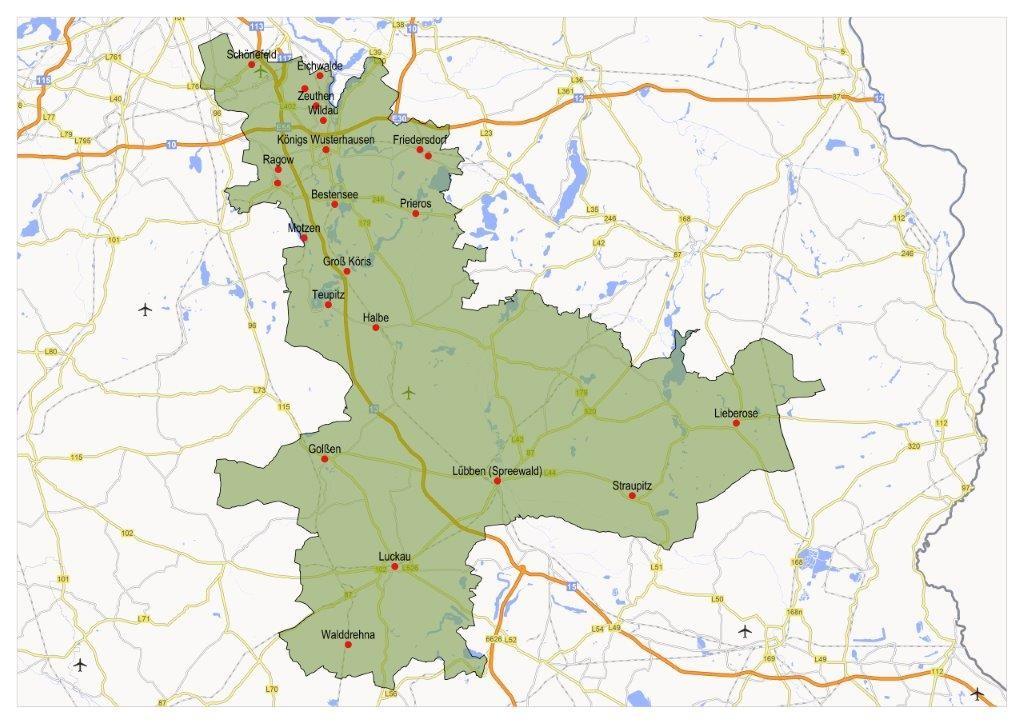 24 Stunden Pflege durch polnische Pflegekräfte in Dahme-Spreewald