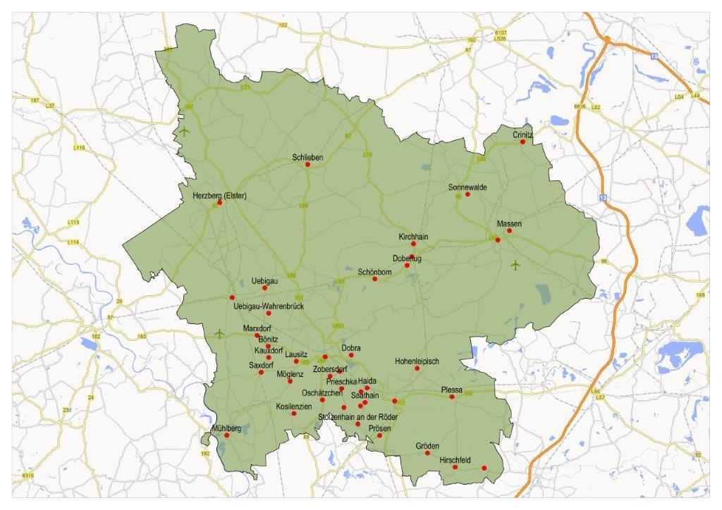24 Stunden Pflege durch polnische Pflegekräfte in Elbe-Elster