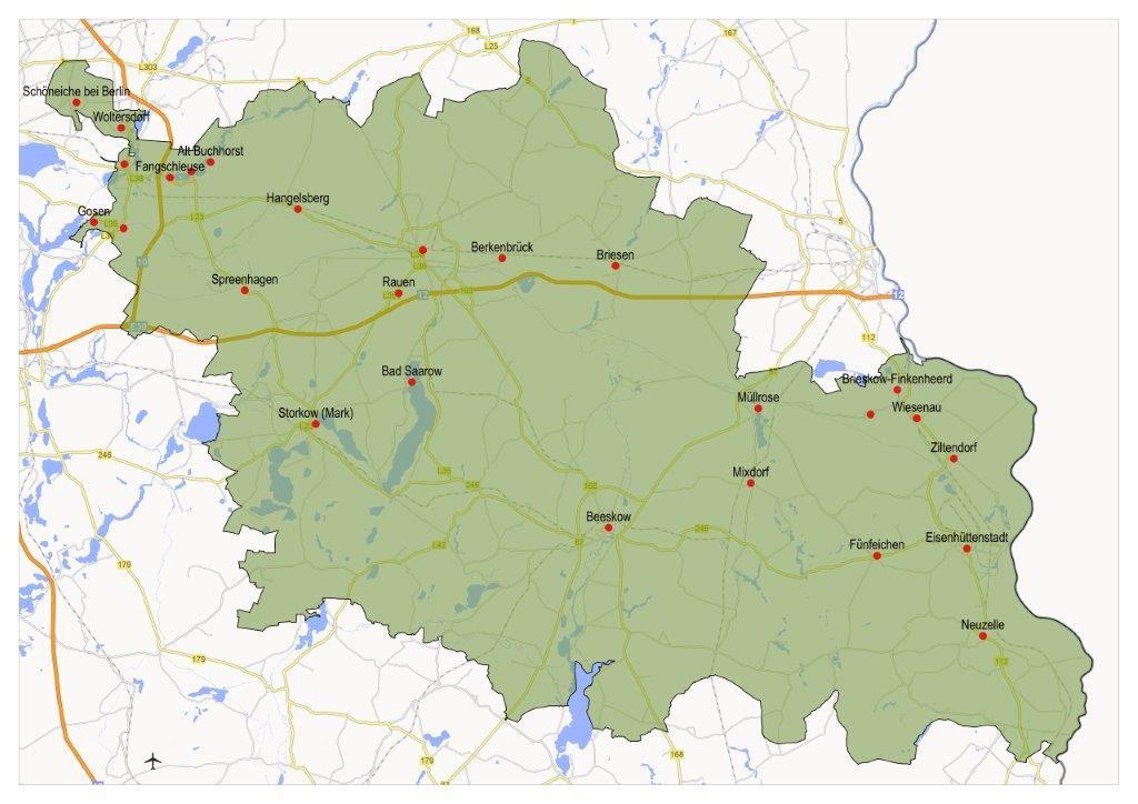 24 Stunden Pflege durch polnische Pflegekräfte in Oder-Spree
